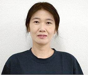 スタッフ:青木 由美子