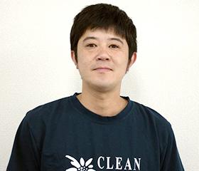営業部長:持田 恭央
