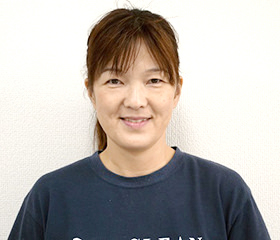 スタッフ:矢野 昭子